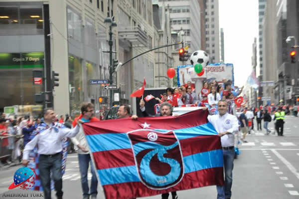 Trabzonspor New York Yuruyus
